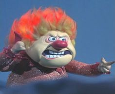Heat Miser calls her bluff, though, pointing out that she can call Snow Miser on the hotline. Description from maruschak.wordpress.com. I searched for this on bing.com/images