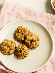 This cookies are filled with tons of flavor from Diamond Walnuts and chopped dates! Plus they are super easy to make!