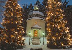 Oberndorf Chapel © © Österreich Werbung / Wolfgang Weinhäupl