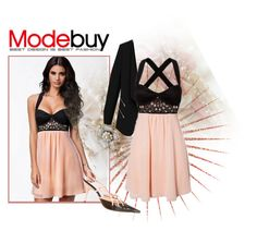 """""""Join and win this dress!"""" by teez-biz-nez ❤ liked on Polyvore featuring Prada and modebuy"""