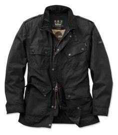 Waxed Cotton Jacket from Barbour / Barbour® Saxony Jacket Barbour Motorcycle Jacket, Motorcycle Style, Barbour Jacket Mens, Motorcycle Jackets, Estilo Fashion, Korean Fashion, Mens Fashion, Waxed Cotton Jacket, Men's Wardrobe