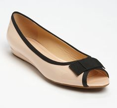 Here's the Geox flat in nude. Simple. Elegant.