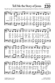 Baptist Hymnal 2008 page 314