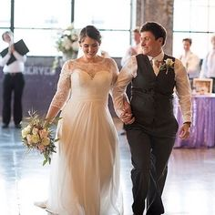 Modest plus size wedding dresses with an illusion neckline can be custom created for brides with any changes.  We are US dress makers who can use our designs or pictures of any wedding dresses you love as inspiration to create a custom design special for you.  Making #replicaweddingdresses for brides on a budget is a specialty. Get more info on plus size wedding dresses that are affordable when you visit us at www.dariuscordell.com/