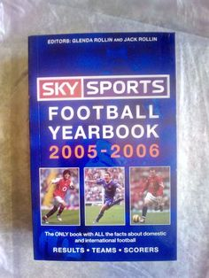 SKY SPORTS!FOOTBALL YEARBOOK  2005-2006!NEW!