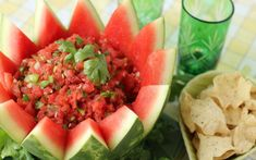 17 ways to enjoy watermelon this summer