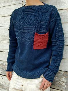 - KAPITAL sweater