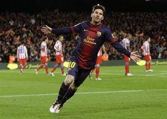 Messi ganador del premio 'Goal 50' al mejor futbolista del mundo - Deportes