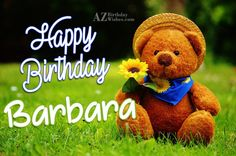 happy birthday barbara | Happy Birthday Barbara