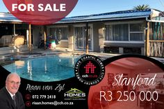 7 🛏 I 5 🛁 I 2 🚘 This spacious commercially zoned home is close to the passing R43, the route to destinations with world class tourism activities. Hence this property's income earning capability cannot be stressed enough. It can easily be changed to operate as Stanford's first back packers, by making only a few subtle changes! #CCH #westerncape #overberg #stanford #familyhome #7bedroom #stanfordproperties #propertiesforsale #homeforsale #propertyforsale #capecoastalhomes One Back, Coastal Homes, Packers, Property For Sale, Tourism, Home And Family, Destinations, Entertaining, Activities