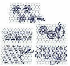 Image result for embroidery cutwork tulle