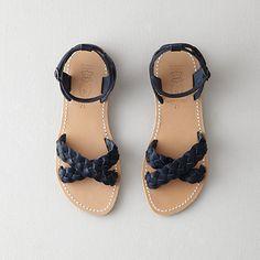 La Botte Gardiane Criss Cross Sandal