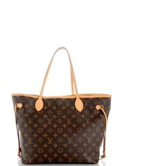 Louis Vuitton MM monogram neverfull  excellent condition  very light patina  asking $980  comment for more information or to purchase this item