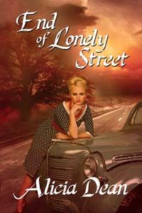 End of Lonely Street, Vintage Romance by Alicia Dean