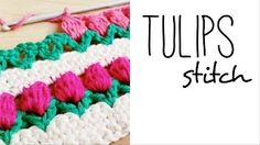 crochet stitches - YouTube