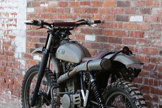 Yamaha XT500 by (H) Garage