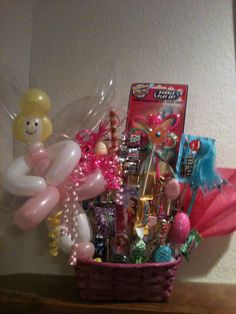 Fairy Easter Basket