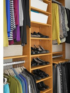 Shoe Storage Ideas | Home Remodeling - Ideas for Basements, Home Theaters & More | HGTV