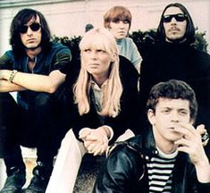 "Max's regulars: Velvet Underground & Nico; Velvet Underground released ""Live at Max's Kansas City"" in 1972"
