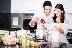 romantic couple cooking together - Поиск в Google