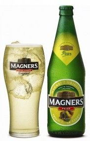 Magners Pear cider is the same story as Bulmers: Pear is fine; Apple is not (in fact I think Bulmers & Magners are the same...)
