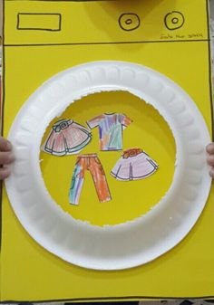 Camasir makinesi sanat etkinligi okul oncesi Spring Art Projects, Cool Diy Projects, Alphabet Activities, Preschool Activities, Art For Kids, Crafts For Kids, Construction Paper Crafts, Educational Crafts, Preschool Education