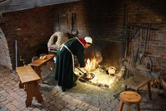 Image result for 15th century kitchen romania