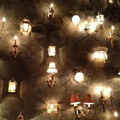 Lights at The Music Box LA