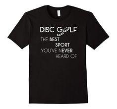 Men's Disc Golf The Best Sport - Funny Disc Golf T Shirt ... https://www.amazon.com/dp/B06WD1452M/ref=cm_sw_r_pi_dp_x_odlPybJZ33QME