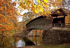 Humpback Bridge - Covington, Virginia