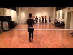 Cuban Salsa Ladies Styling Workshop - YouTube