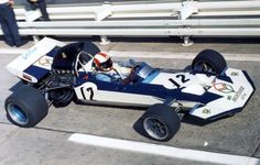 Rolf Stommelen / Surtees TS9 / Ford