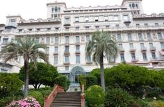 Cote d'Azur French Riviera Turn of the Century Palace Apartment