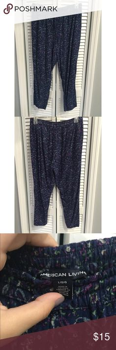 American Living Flowy Paisley Pants American Living Flowy Paisley Pants. All prices are negotiable but please use the OFFER button in order to make me a different offer. I will do bundles just let me know what you are interested in but NO trades  American Living Pants