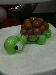 Turtle by Mr. Boma's Balloons