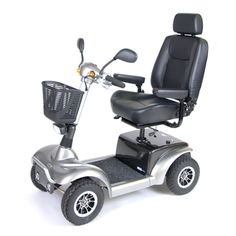 Prowler 4-wheel Mobility Scooter | Overstock™ Shopping - Great Deals on ActiveCare Motorized Transport