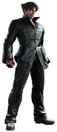 TBV Tekken Blood Vengeance Hybrid Jin Ka