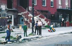 New York City, 1986