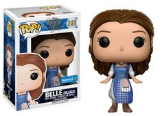 Beauty and the Beast Live Action Belle Pop! Vinyl Figure from Funko. Perfect for any Company_Funko Product Type_Pop! Vinyl Figures Theme_Beauty and the Beast fan! Disney Belle, Disney Pop, Disney Pixar, Disney Live, Disney Marvel, Figurine Pop Disney, Pop Figurine, Figurines Funko Pop, Funko Figures