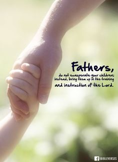 fathers day message from the bible
