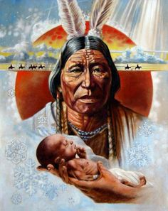 White Wolf : Native Fathers Through The Years: a Collection of Images From Around The Web