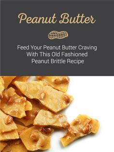 Nothing like old fashioned peanut brittle to get cozy with, and to satisfy that peanut butter craving. It's easy and delicious. Click the recipe for the peanut brittle recipe and get your peanut butter fix. Baking Hacks, Baking Tips, Baking Recipes, Snack Recipes, Snacks, Peanut Brittle Recipe, Brittle Recipes, Cookie Desserts, Winter Food