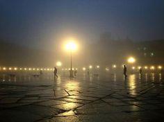 Niebla en Salamanca (Victorino Rompesuelas)