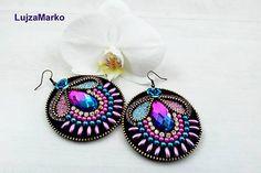 LujzaMarko / Purple and pink