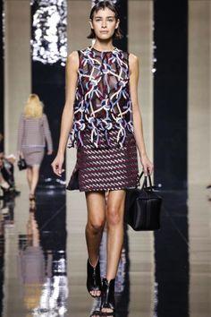 London Womenswear S/S 2015  Christopher Kane