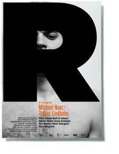 Rasmus Koch Studio : R - filmposter / pinned on Toby Designs
