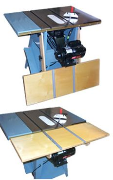 Table Saw Extension And The Benefits  There are various kinds of accessories which can make your table saw safer, accurate, convenient and versatile than before. You can buy one of such accessory that is table saw