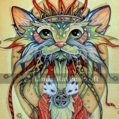 Linda Ravenscroft  wonderful fantasy artist