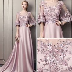 Modern / Fashion Candy Pink Pierced Evening Dresses 2018 A-Line / Princess Scoo. Modern / Fashion Candy Pink Pierced Evening Dresses 2018 A-Line / Princess Scoop Neck Sleeves Appliques Lace Sequins Beading Cathedral Train Ruffle Backless Formal Dresses Glamorous Evening Dresses, Grey Evening Dresses, Burgundy Evening Dress, Sexy Dresses, Evening Gowns, Fashion Dresses, Prom Dresses, Formal Dresses, Dresses Dresses