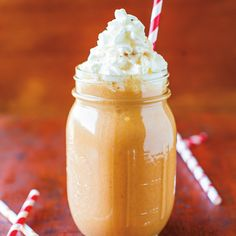 This fall smoothie tastes just like pumpkin pie in a cup—but it's healthy and hearty enough for breakfast.